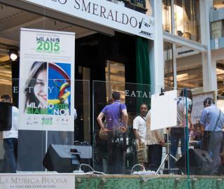 Evento Eataly - Milano 2015 Nice To Meet You