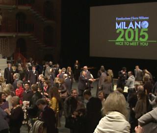 Presentazione Piccolo Teatro - Milano 2015 Nice To Meet You