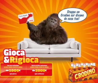 promozione in store Crodino concorso Ikea