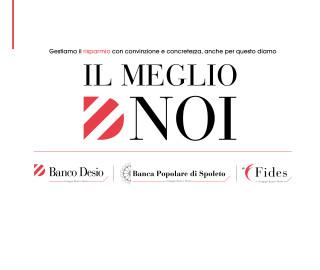 campagna istituzionale Gruppo Banco Desio