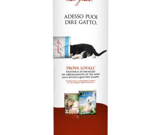 concorso a premi pet food Loyall