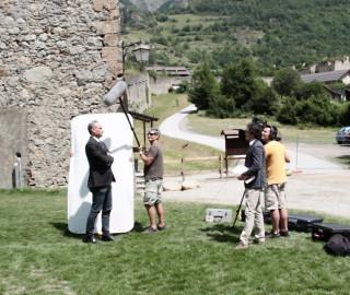 backstage film Gruppo Banco Desio