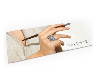 Brochure Valente Milano Precious Stories