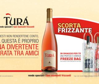 Turà Gruppo Italiano Vini campagna promo