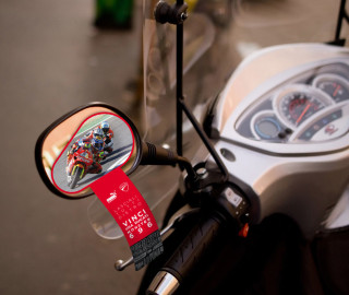 guerrilla marketing per Puma Ducati