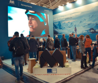 Stand ISPO Greenperforming