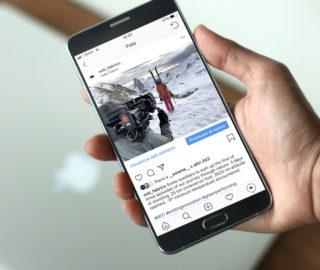 Greenperforming Instagram