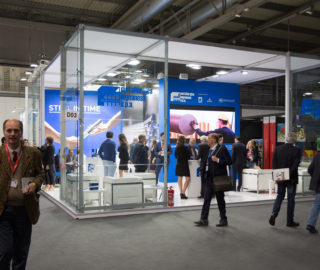 Stand Metallurgica Legnanese Made In Steel