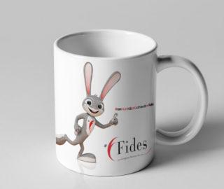 character istituzionale Fides Fidù